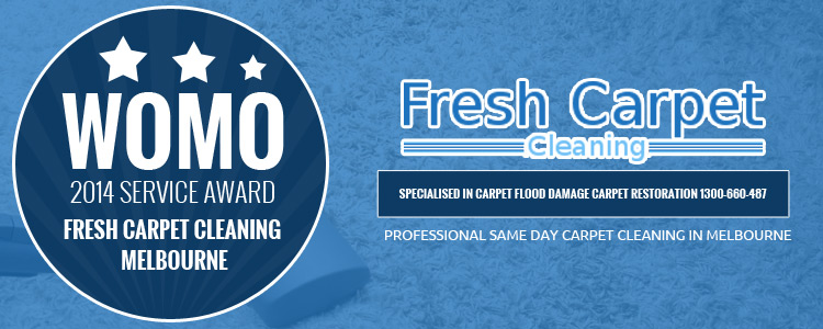 MELBOURNE'S NUMBER 1 CARPET CLEANING COMPANY