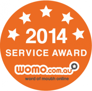 womo-2014-service-award-Fresh-Carpet-Cleaning-Melbourne