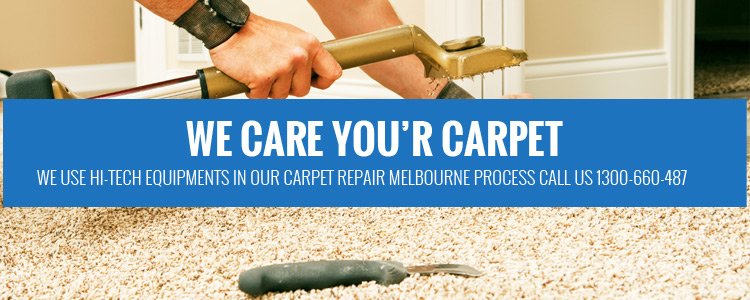 Affordable Carpet Repair Heidelberg West