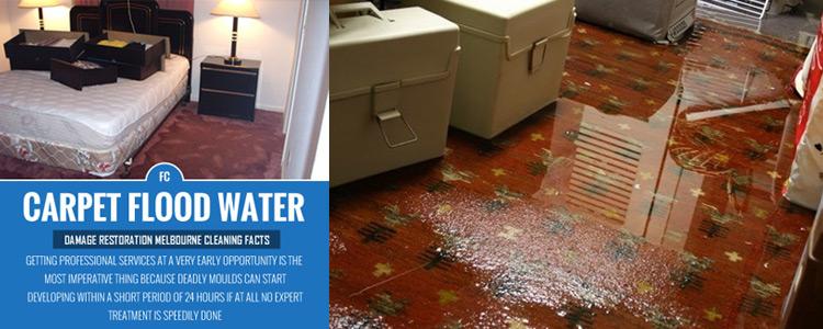 Carpet flood water restoration Melbourne