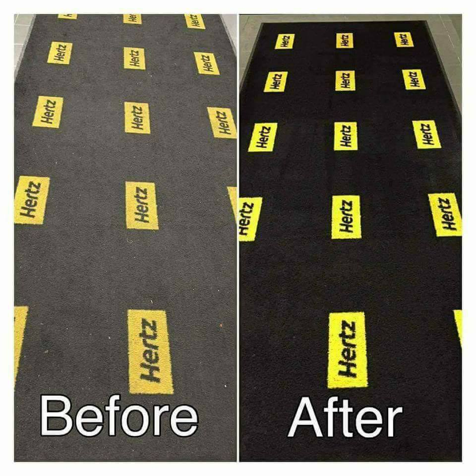 Hertz Carpet Steam Cleaning