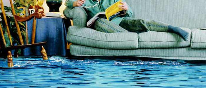 Water Flood Damage Carpet Restoration