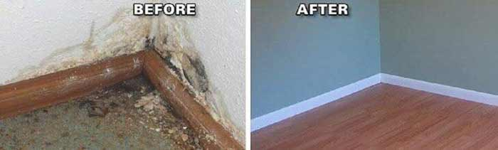 Awesome Water Flood Damage Carpet Restoration
