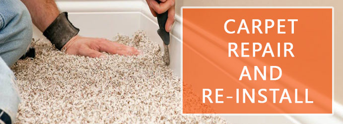 Carpet Repair and Re-Install Melbourne