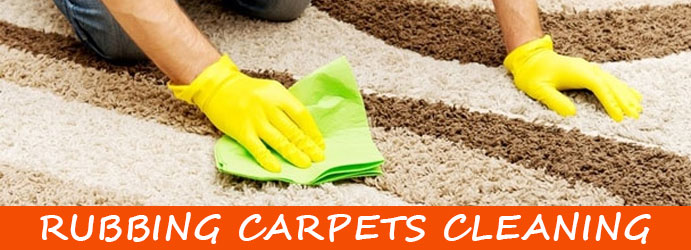 Rubbing Carpets Cleaning Melbourne