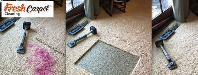 Carpet Repair Tapping