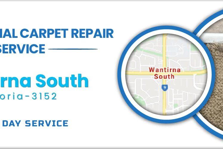 Carpet Repair Wantirna South