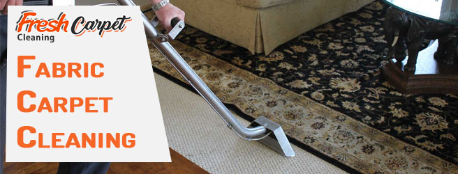 Fabric Carpet Cleaning